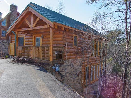 ERN852 - MOUNTAIN MEMORIES - Image 1 - Pigeon Forge - rentals
