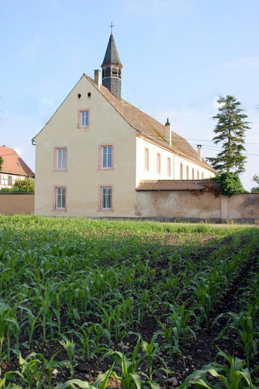 outside view - The Old Monastery - A L Ancien Couvent - Zum Alten Kloster - Ardenais - rentals