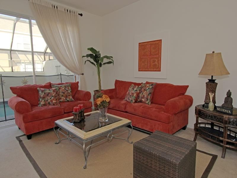 Elegant & professionally decorated 3 bed townhome - Image 1 - Kissimmee - rentals