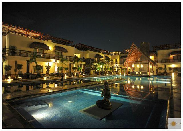 ALDEA THAI 2233, 2 BEDROOMS WITH PRIVATE POOL - Image 1 - Playa del Carmen - rentals
