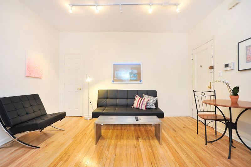 Sofa bed - SKYFALL Sleek  2 Bedroom - New York City - rentals