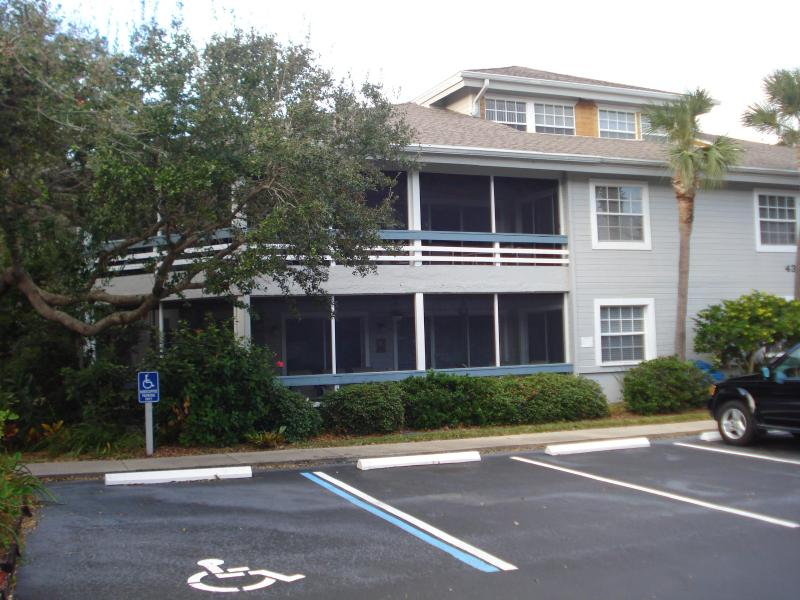 Veranda 4303 Sea Mist Dr - Seawoods Condo with Veranda - New Smyrna Beach - rentals