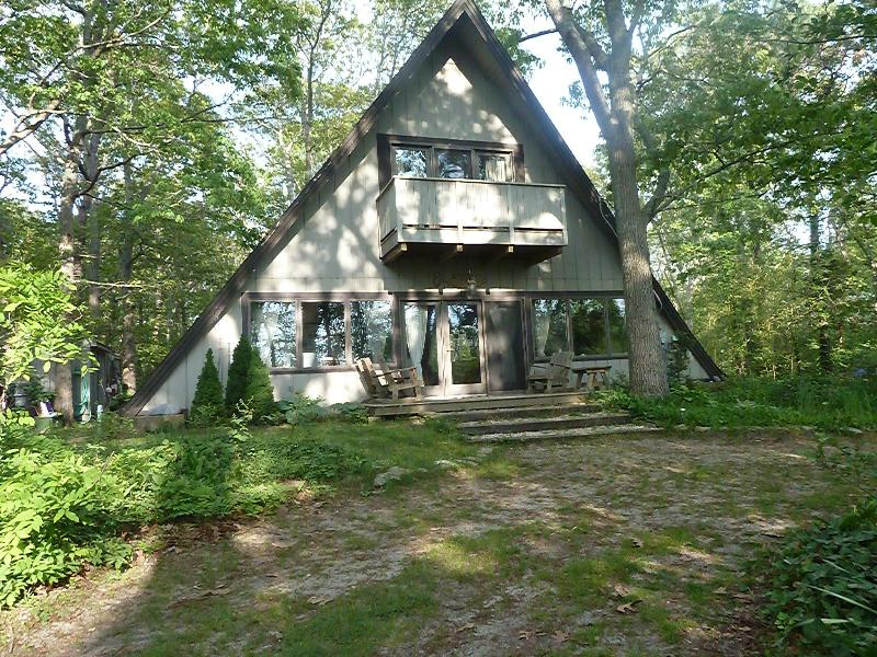 """Teepee in the Woods - """"One of a Kind"""" -  The Nauset  Teepee  on Cape Cod - North Eastham - rentals"""