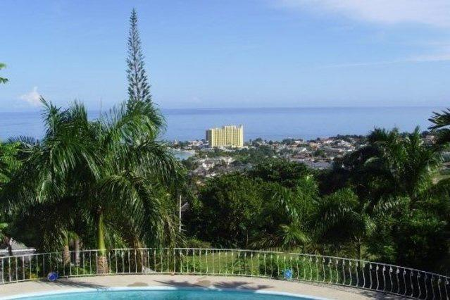 view of Ocho Rios - Garden House 15 min walk to Ocho Rios Beach/ town - Ocho Rios - rentals