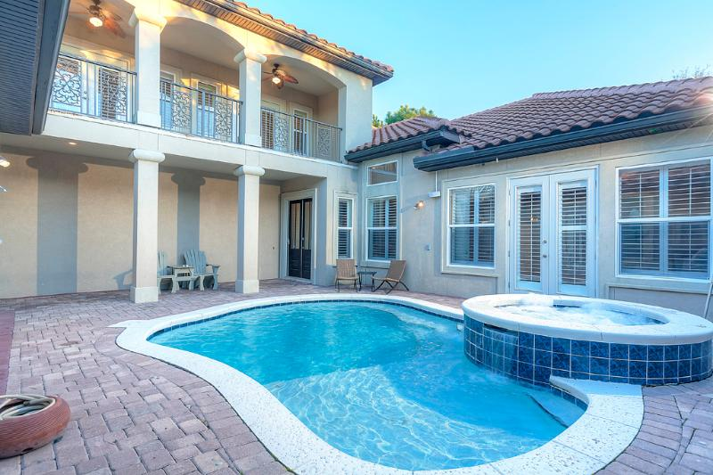 Large Private Pool - Luxury 5 Bedroom, 3600 sf, Destin, Private Pool! - Destin - rentals