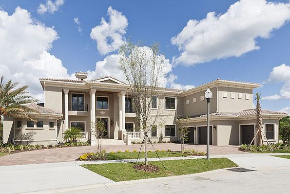 9 Bedrooms, Cinema, Pool, Spa, Disney 5 miles - Image 1 - Kissimmee - rentals