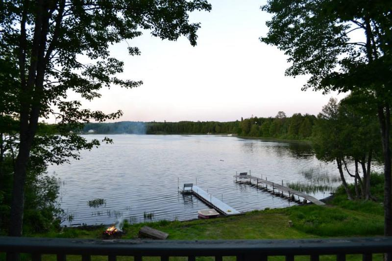 Secluded Northwoods Lakeside Getaway on Trails! - Image 1 - Hurley - rentals