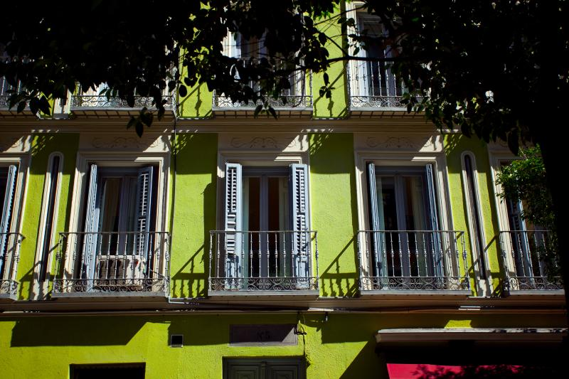Lovely Bright Malasaña Apartment - Image 1 - Madrid - rentals