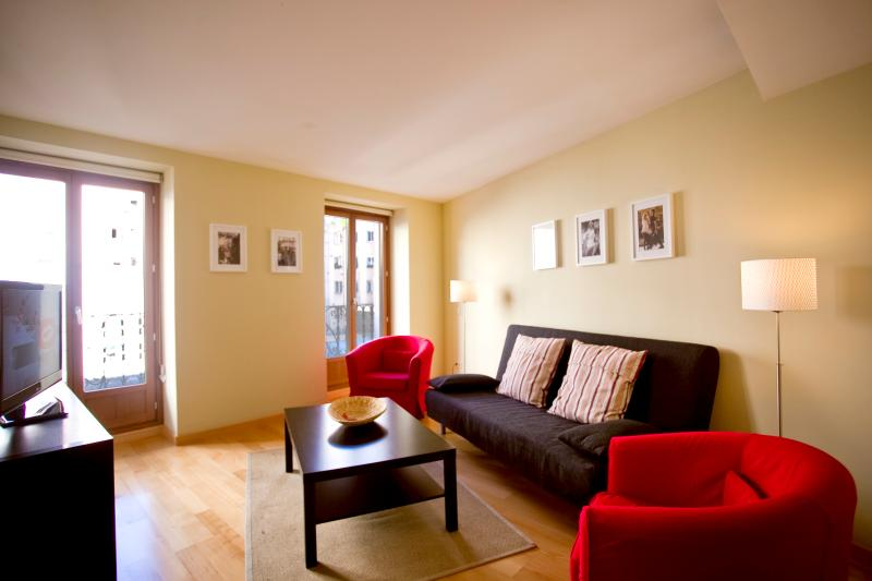 Spacious Family Apartment - Image 1 - Madrid - rentals