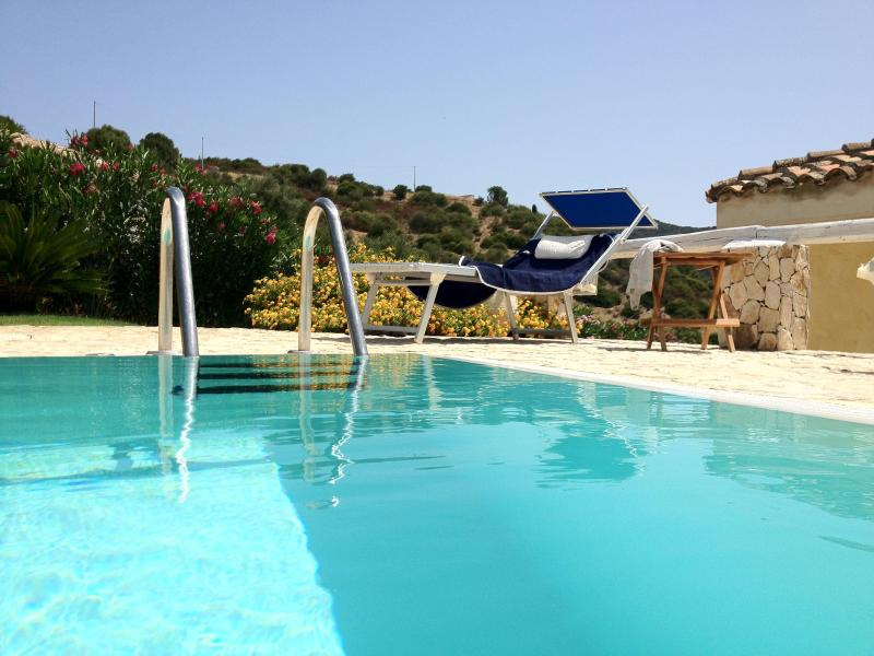 Villa Lory - Surrounded by fragrant nature with private pool - Image 1 - Domus de Maria - rentals