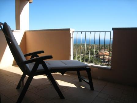 Casa Incantata - cozy family apartment with great sea view - Image 1 - Domus de Maria - rentals