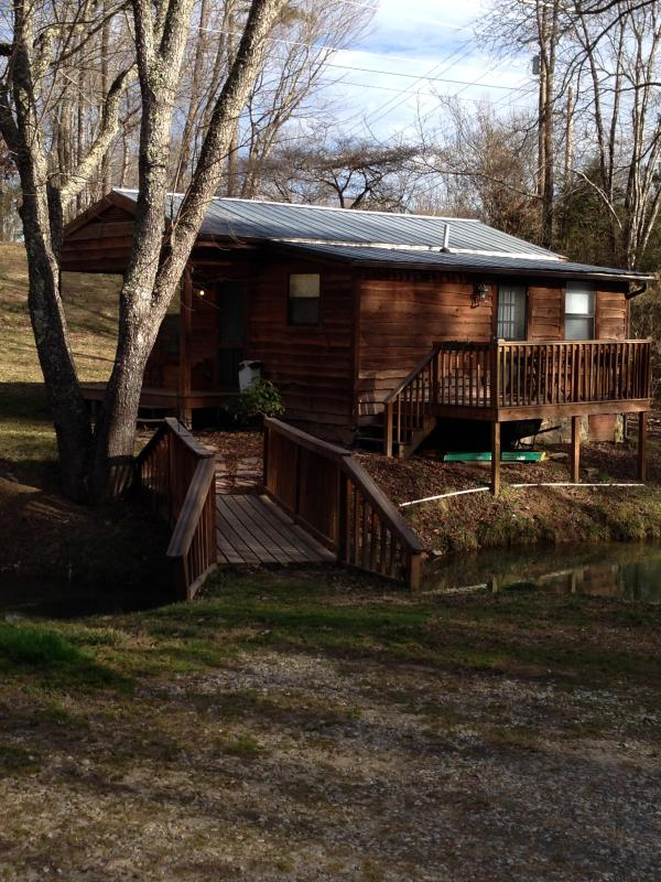 Sleepy Hollow Cabins - Image 1 - Bryson City - rentals