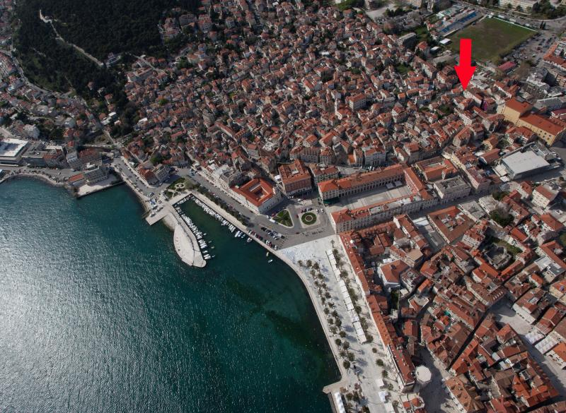 House with top position in Split old town - House in the Split center - Split - rentals