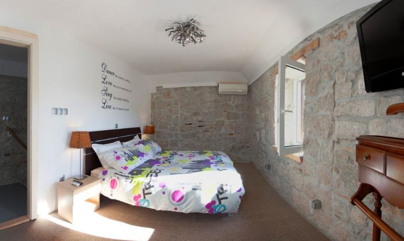 Bedroom  - Cozy duplex apartment in the Split old town - Split - rentals