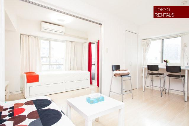 GreatLocation 3 min fr Station,2BD,Newly Furnished - Image 1 - Tokyo - rentals