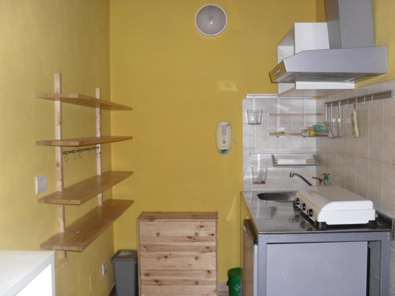 Kitchen - The yellow lovely cottage near Milan and Monza - Cologno Monzese - rentals