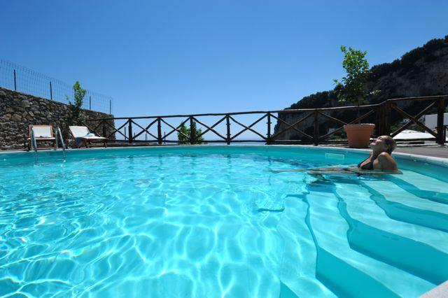 Pool - Panoramic Villa with swimming pool - Materdomini - rentals
