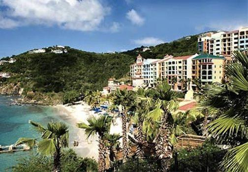 2 Bedroom at Marriott`s Frenchman`s Cove, St Thomas - Image 1 - Flag Hill - rentals