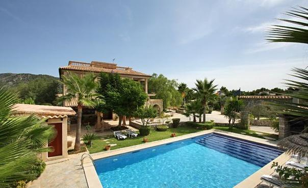 Finca Mallorca near beaches  in northern Mallorca in a good situation - ES-1077578-Sa Pobla - Image 1 - Sa Pobla - rentals