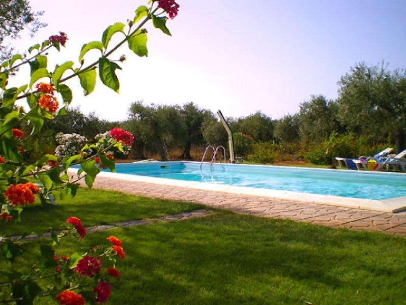Swimming pool 5x10 Mt. - B&B Villa Grazia Alghero - Alghero - rentals