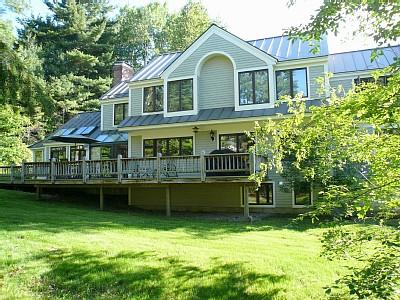 Luxury High Meadow Home - Image 1 - Stratton Mountain - rentals