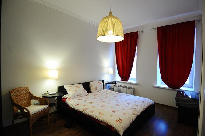 The first bedroom - Nevsky 63 (La Casa di Bury) - Saint Petersburg - rentals