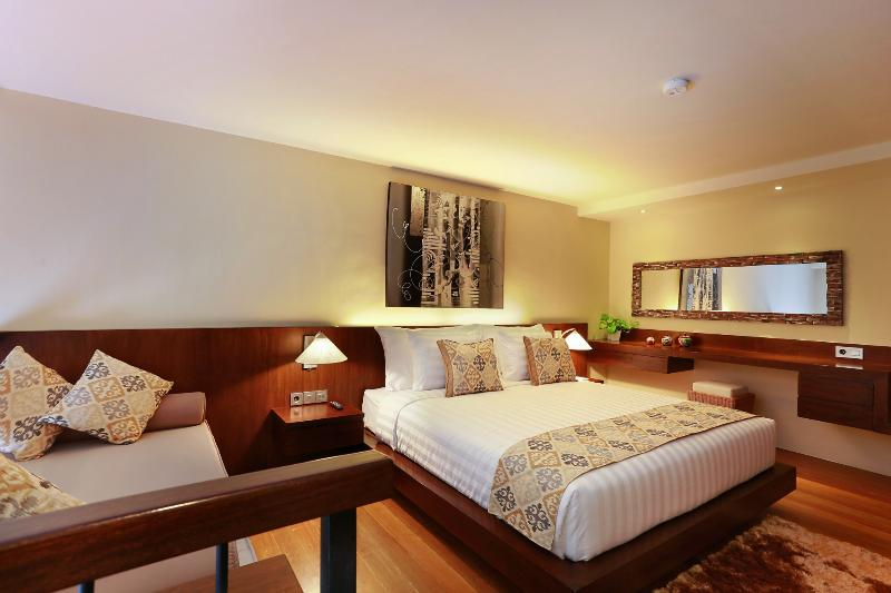 1 Bedroom Mezzanine Apartment Umalas Green View - Image 1 - Badung - rentals