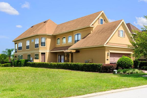 Luxurious 6 bedroom villa with golf & water views - Image 1 - Kissimmee - rentals