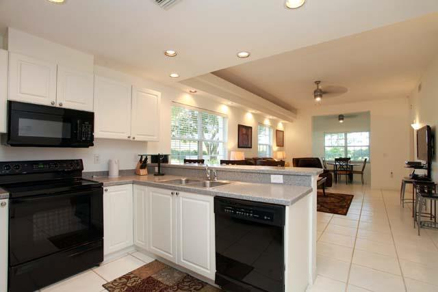 Kitchen - Bollettieri Resort Villa O104 - Bradenton - rentals