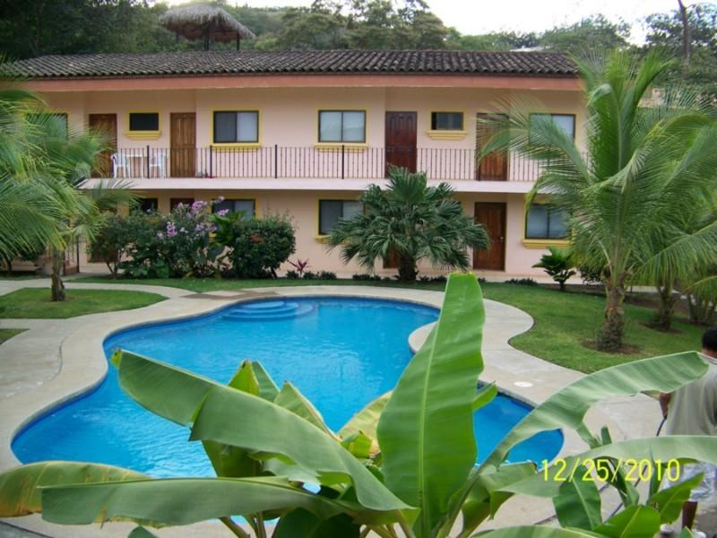 Swimming pool - Pequeno Paraiso Studio N.40 - Playas del Coco - rentals