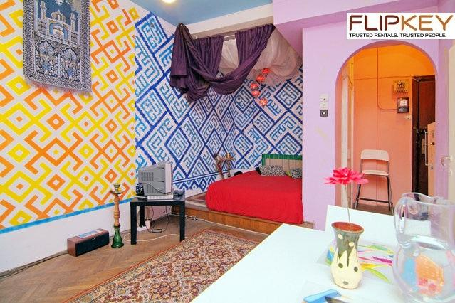 An imaginative place where you can relax in any way you like. - Downtown Bucharest chill-out studio - Bucharest - rentals