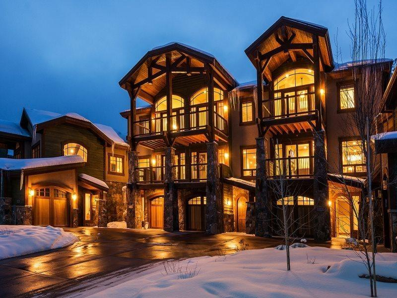Fairway Villa 3 with Walk-In/Out Ski Access at Canyons - Fairway Villa 3 at Canyons Resort - Park City - rentals