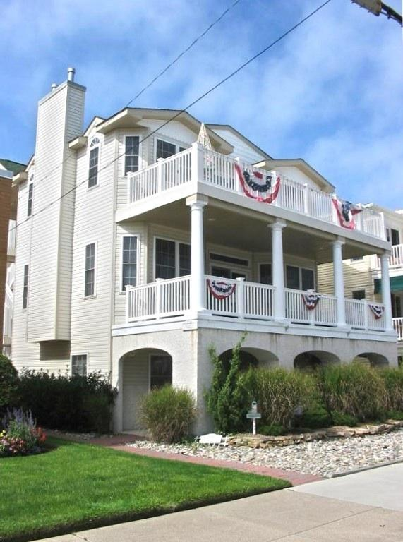 Ocean City Southend rental  - Ocean City, NJ Beach Shore House 40th & Central - Ocean City - rentals