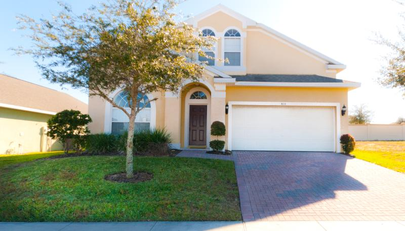 408 5 bedroom home with pool and spa Orlando - Image 1 - Davenport - rentals