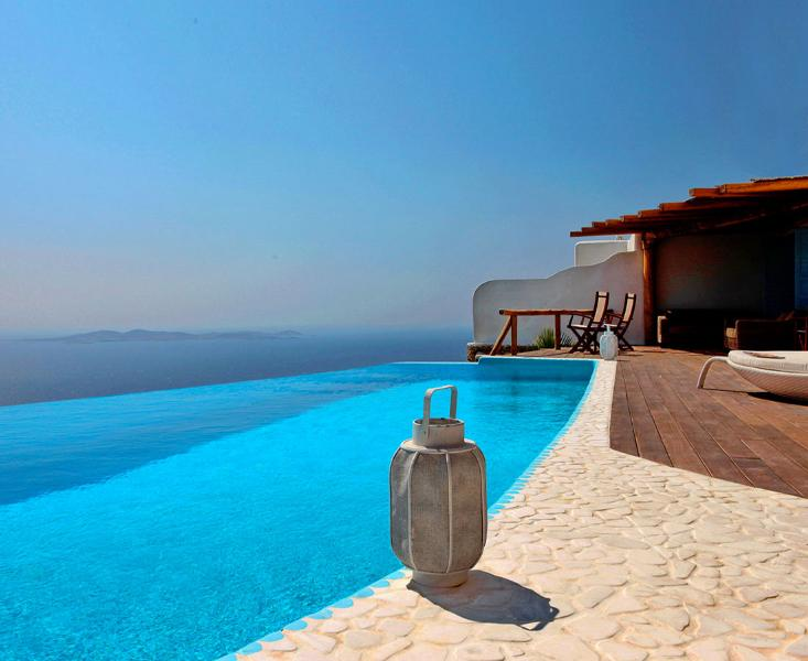 Exclusive Private Villa with spectacular views - Image 1 - Mykonos - rentals