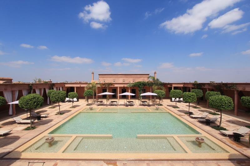 Come and be pampered, private villa in Paradise! - Image 1 - Marrakech - rentals