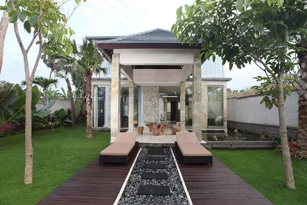 Cheapest 2 Bedroom Beach View Pool Villa Gianyar - Image 1 - Gianyar - rentals