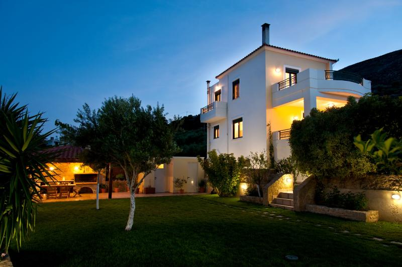 Beter the evening!!! - VILLA GEORGIA - LUXURY HOLIDAYS !!! - Afrata - rentals