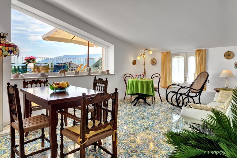 Apartment Cardinal in Sorrento Coast - Image 1 - Massa Lubrense - rentals