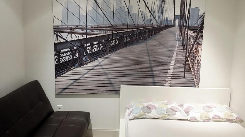 Brand New Apt Private Room Red - Image 1 - New York City - rentals