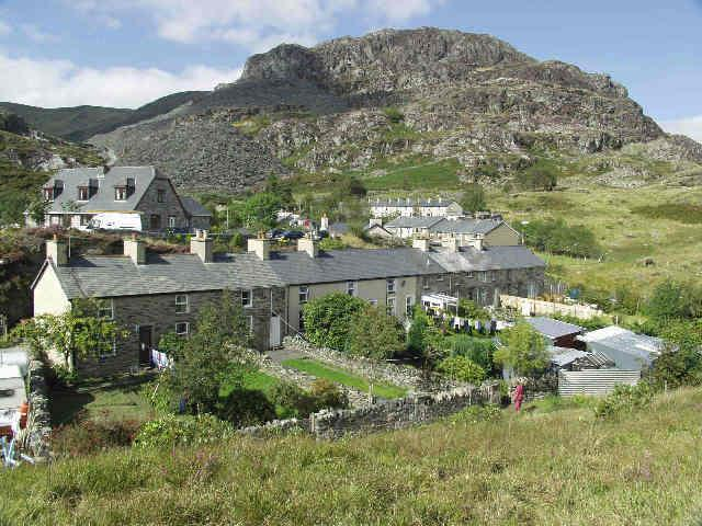 West End Terrace - Holiday Cottage Snowdonia - Slate Miners Cottage - Tanygrisiau - rentals