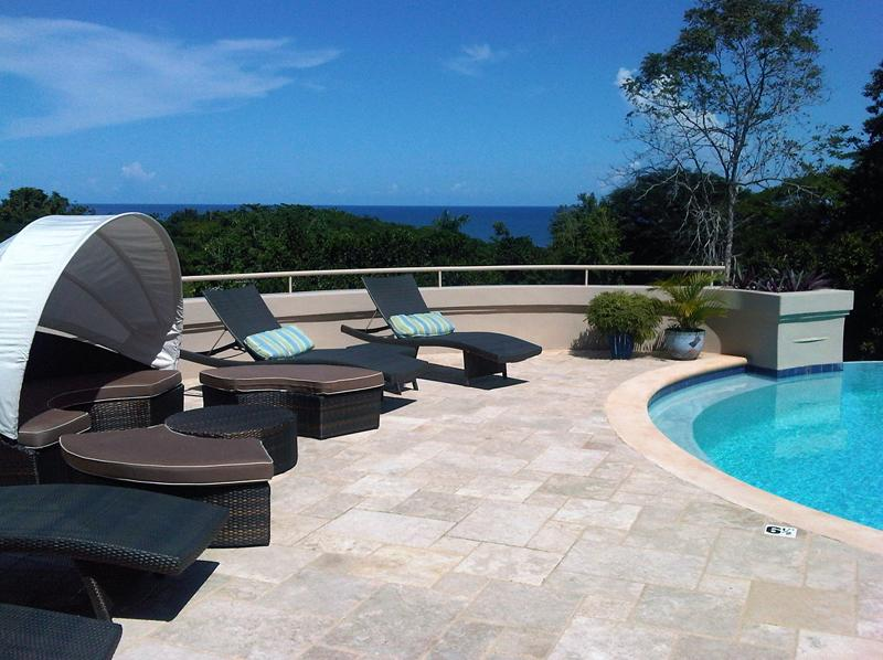 Today's Great River House is the product of a massive renovation in 2008. - Marvelous 5 Bedroom Villa with Pool in Montego Bay - Montego Bay - rentals