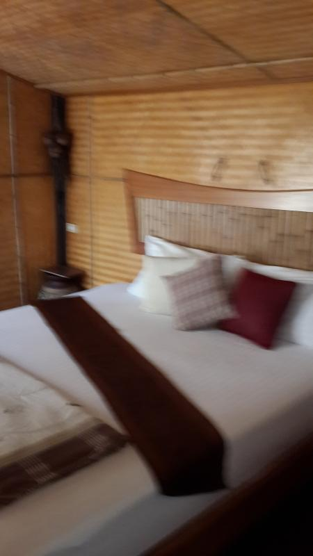 Big comfy bed - Beautiful rustic bungalow 1 - Koh Samui - rentals