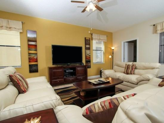 Classy 6 Bedroom 6 Bathroom Home In ChampionsGate Golf Community - Image 1 - Orlando - rentals