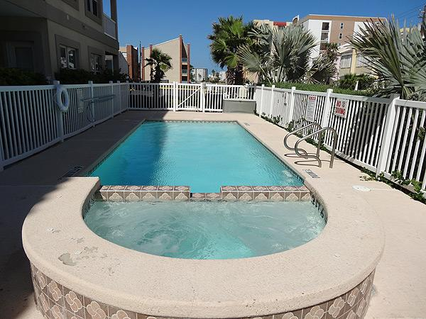 103 CORA LEE GULFVIEW - 2 Bedroom/2 Bath Condo - Image 1 - South Padre Island - rentals