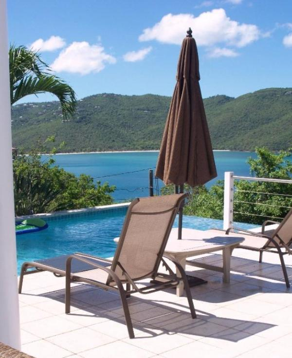 St. Somewhere at Magen's Bay, St. Thomas - Ocean View, Gated Community, Pool - Image 1 - Magens Bay - rentals