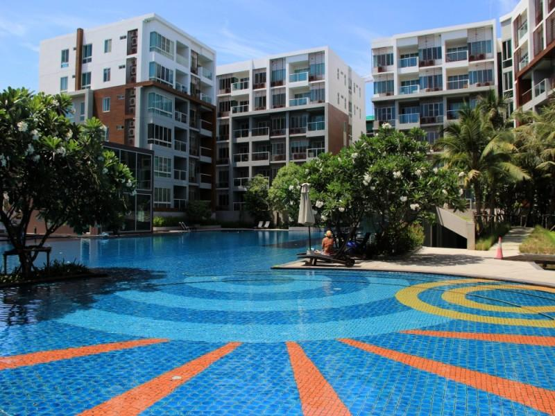 Condos for rent in Khao Takiab: C6014 - Image 1 - Nong Kae - rentals