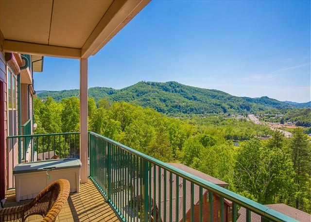 Luxurious 2BR/2BA Condo with Impressive Mountain Views, Indoor Pool, & More! - Image 1 - Pigeon Forge - rentals