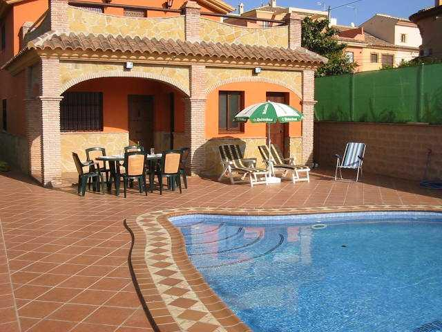 El Parral private pool - Luxury Villa with private pool, sat TV, air-con... - Alhaurin el Grande - rentals