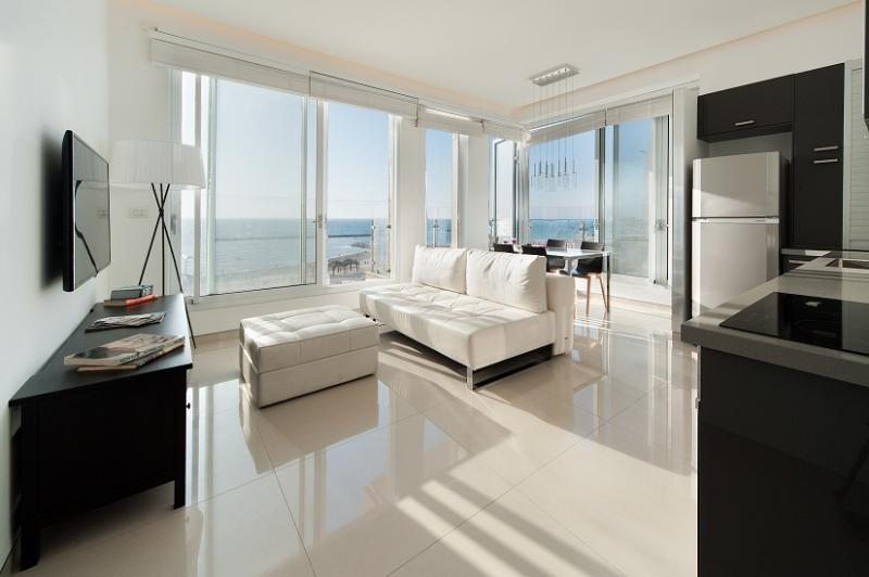 Luxurious Beachfront Apt - Image 1 - Tel Aviv - rentals